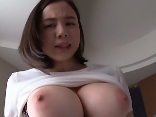 big tits facial