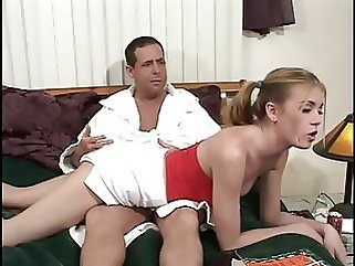 naughty spanked